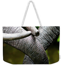 Tangled Trunks Weekender Tote Bag