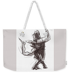 Tango #25 Weekender Tote Bag