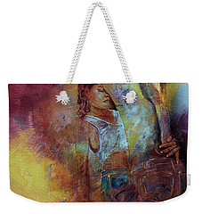 Tango Couple Dance Vby7 Weekender Tote Bag by Gull G