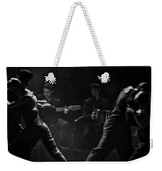 Tango Show - Buenos Aires Weekender Tote Bag by Stuart Litoff