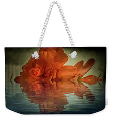 Weekender Tote Bag featuring the photograph Tangoed...  by Ryan Photography