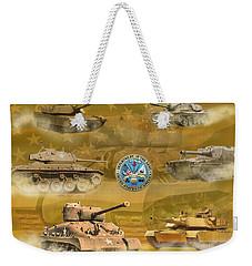 Tanks Four Weekender Tote Bag