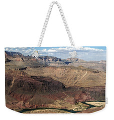 Tanner Rapids And The Colorado River Grand Canyon National Park Weekender Tote Bag