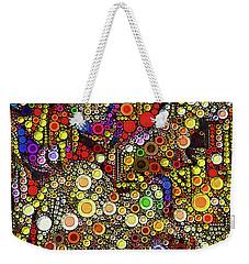 Tantric Bliss Weekender Tote Bag