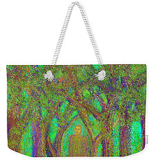 Forest King Weekender Tote Bag