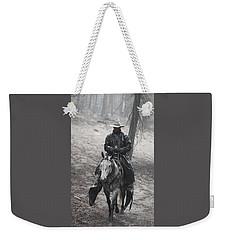 Tapadero Cowboy Weekender Tote Bag