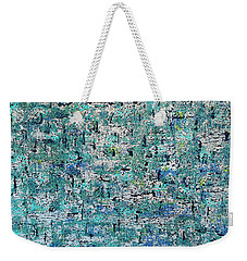 Tapestry Weekender Tote Bag by James Mancini Heath