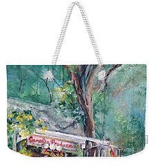Slidell Produce Weekender Tote Bag