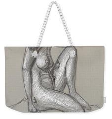 Tara Side View Weekender Tote Bag
