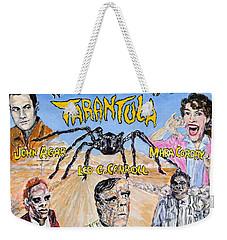 Tarantula - 1955 Lobby Card That Never Was Weekender Tote Bag