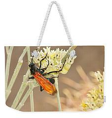 Tarantula Hawk Weekender Tote Bag