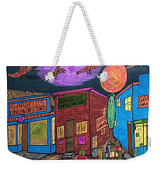 Garbell's Lunch And Confectionery Weekender Tote Bag by Jonathon Hansen