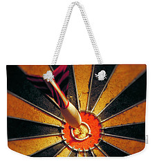 Target Weekender Tote Bag by Sean McDunn