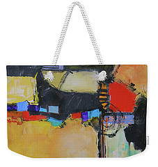 Targeted Weekender Tote Bag by Ron Stephens