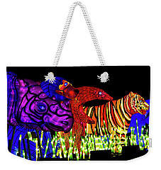 Taronga For The Wild 1 Weekender Tote Bag