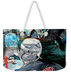 Tarpon Winning Weekender Tote Bag
