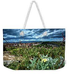 Tarragona From The Roman Wall Weekender Tote Bag