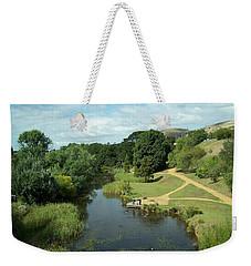 Tasmanian Landscape Weekender Tote Bag