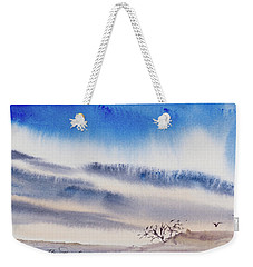 Tasmanian Skies Never Cease To Amaze And Delight. Weekender Tote Bag