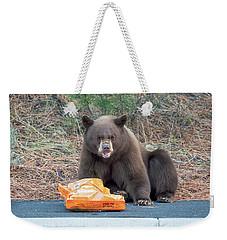 Taste Of The Wild Weekender Tote Bag by Scott Warner