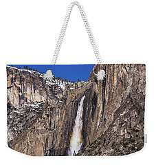Taste The Rainbow Weekender Tote Bag by Alpha Wanderlust