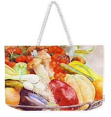 Tastes Of Tuscany Weekender Tote Bag