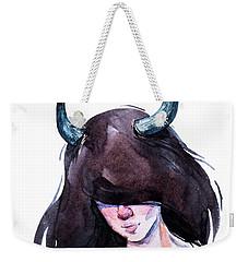 Taurus Weekender Tote Bag