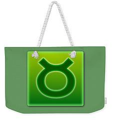 Taurus April 19 - May 20 Weekender Tote Bag