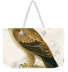Tawny Eagle Weekender Tote Bag by English School