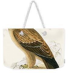 Tawny Eagle Weekender Tote Bag by English School