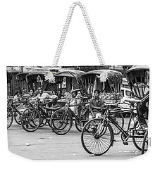 Taxi Rank Weekender Tote Bag
