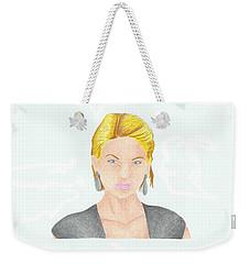 Taylor Swift Weekender Tote Bag by Toni Jaso