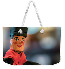Weekender Tote Bag featuring the photograph Tchantches by Jeremy Lavender Photography
