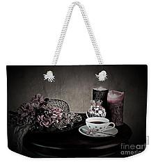 Tea Time 2nd Rendition Weekender Tote Bag