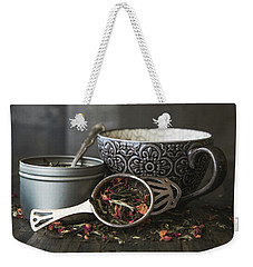 Tea Time 8312 Weekender Tote Bag