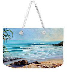 Tea Tree Bay Noosa Heads Australia Weekender Tote Bag