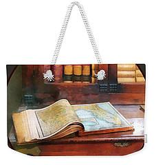 Teacher - Geography Book Weekender Tote Bag
