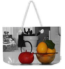 Teapot Weekender Tote Bag