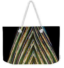 Weekender Tote Bag featuring the digital art Teardrop by Wendy Wilton