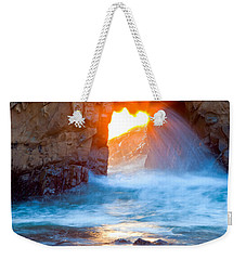 Tears Of The Sun Weekender Tote Bag
