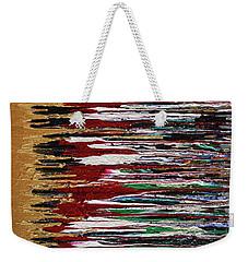 Tears Of The Sun Weekender Tote Bag