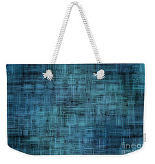 Technology Abstract Background Weekender Tote Bag