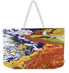 Tectonic Weekender Tote Bag
