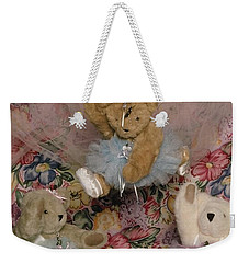 Teddy Bear Dancers Weekender Tote Bag