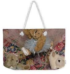 Teddy Bear Dancers Weekender Tote Bag