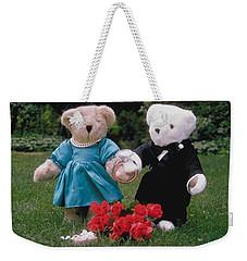 Teddy Bear Lovers Weekender Tote Bag