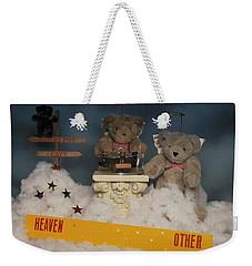 Teddy Bears In Heaven Weekender Tote Bag