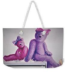 Teddy's Day Weekender Tote Bag