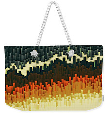 Teeth 030517 Weekender Tote Bag by Matt Lindley