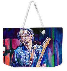 Telecaster- Keith Richards Weekender Tote Bag